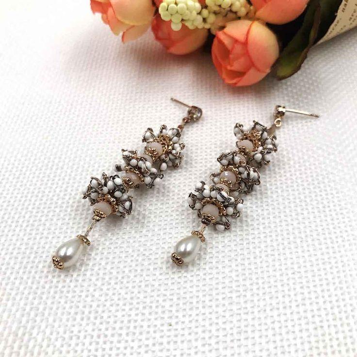 UneJoux Handmade Fashion Earrings FER-8 - UneJoux