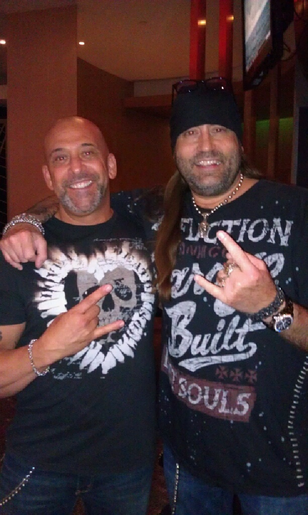 Danny & Kevin from Counting Cars on the History Channel at The Mint on September 22nd, 2012