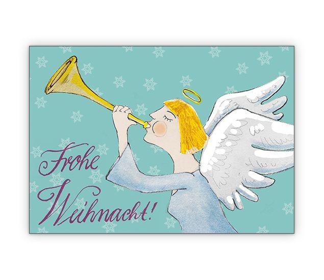 Weihnachtskarte mit Weihnachts Engel - http://www.1agrusskarten.de/shop/weihnachtskarte-mit-weihnachts-engel/    00024_0_2748, 24.12., Feiertag Engel, Grusskarte, Klappkarte, weihnachtlich, Weihnachtsgruß Tradition, Weihnachtskarten00024_0_2748, 24.12., Feiertag Engel, Grusskarte, Klappkarte, weihnachtlich, Weihnachtsgruß Tradition, Weihnachtskarten