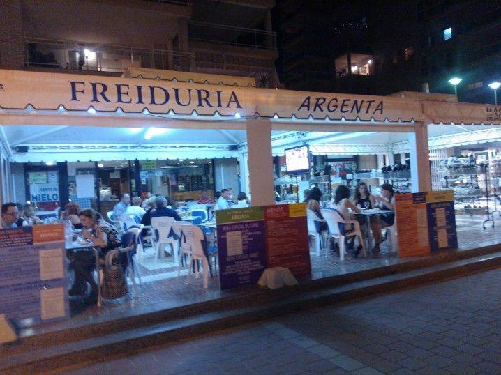 Argenta Restaurantel Peniscola en Peñíscola, Valencia
