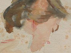 John Singer Sargent: Watercolour