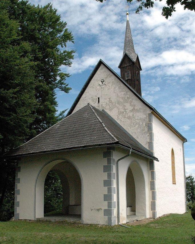 Maria Wörth-Reifnitz, Filialkirche St. Margarethen (Klagenfurt Land) Kärnten AUT