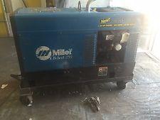 Miller Bobcat 250 nt Welder Generator