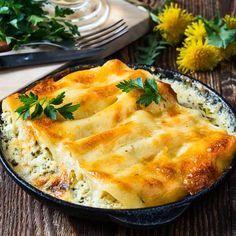 Pasta: Gefüllte Cannelloni: Vegetarisch gut