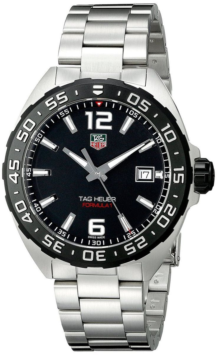 Watch Direct - TAG HEUER MEN'S WAZ1110.BA0875 STAINLESS STEEL WATCH, $1,650.00 (https://watchdirect.com.au/tag-heuer-mens-waz1110-ba0875-stainless-steel-watch.html)