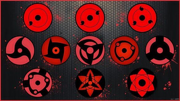 Image result for sasuke eternal mangekyou sharingan