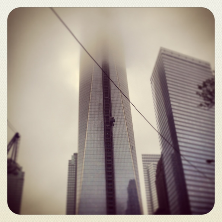 """Day 93: """"High-rise""""."""