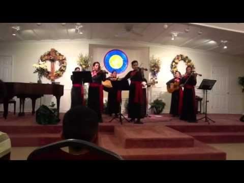 """Songs """" Here I am to Worship"""" & """"Yo te Amo Mucho"""""""