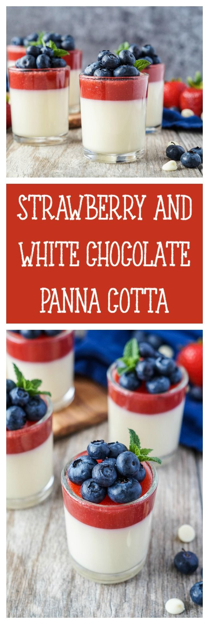Today, #SundaySupper is getting together to celebrate Red, White, and Blue for July 4th! Christie of A Kitchen Hoor's Adventures is hosting this week and I am joining in with a recipe for Str…