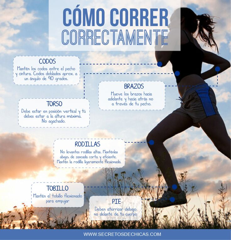 CÓMO CORRER CORRECTAMENTE | GYM VIRTUAL