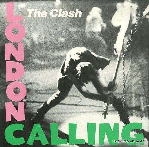 ザ・クラッシュ / CLASH, THE - ロンドン・コーリング / london calling - 35.3P-175-6