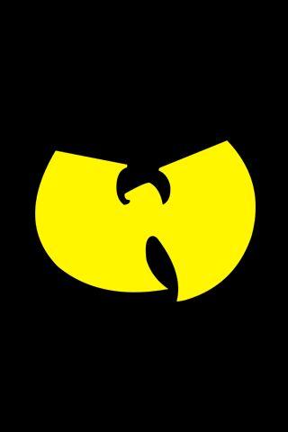 Yellow Wu Tang Logo Android Wallpaper HD