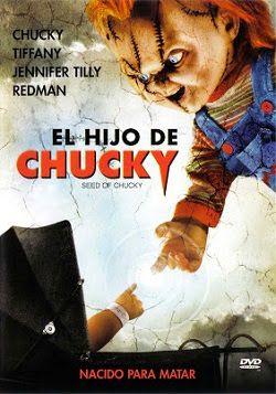 """Ver película Chucky 5 El hijo de Chucky online latino 2004 gratis VK completa HD sin cortes descargar audio español latino online. Género: Terror Sinopsis: """"Chucky 5 El hijo de Chucky online latino 2004"""". """"Muñeco Diabólico 5"""". """"Seed of Chucky: Child's Play 5"""". """"El hijo de plástico de C"""