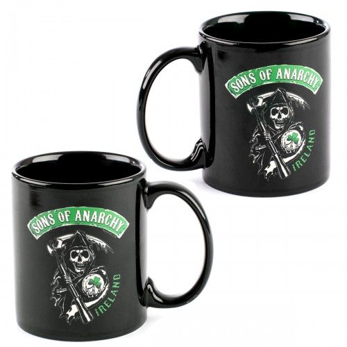 Sons of Anarchy Ireland Mug