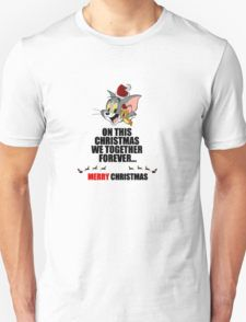 On This Christmas We Together Forever - Tshirts & Accessories T-Shirt