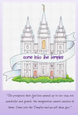 Lorenzo Snow - Chapter 10 -  Come into the Temples, handout