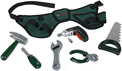 Bosch Theo Klein Tool Belt *** For more information, visit image link.