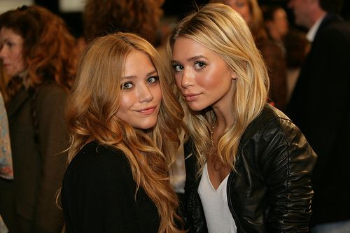 Fashion/beauty icons. These girls are gorgeous!