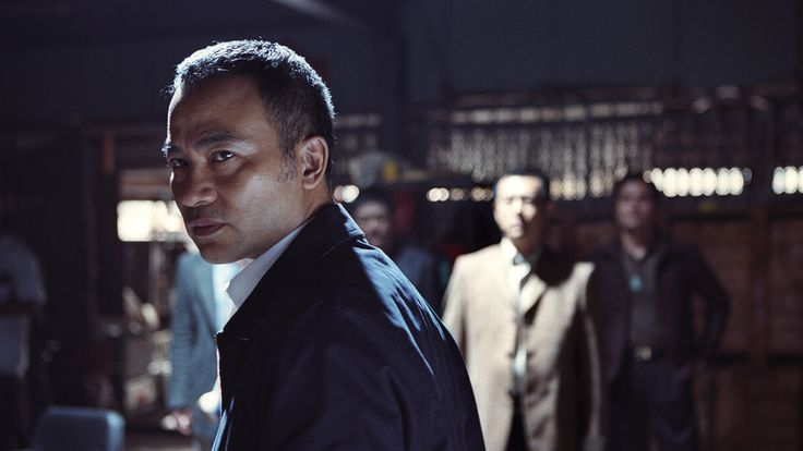 ELECTION | Johnnie To | 2005. Now Playing on MUBI in the UK