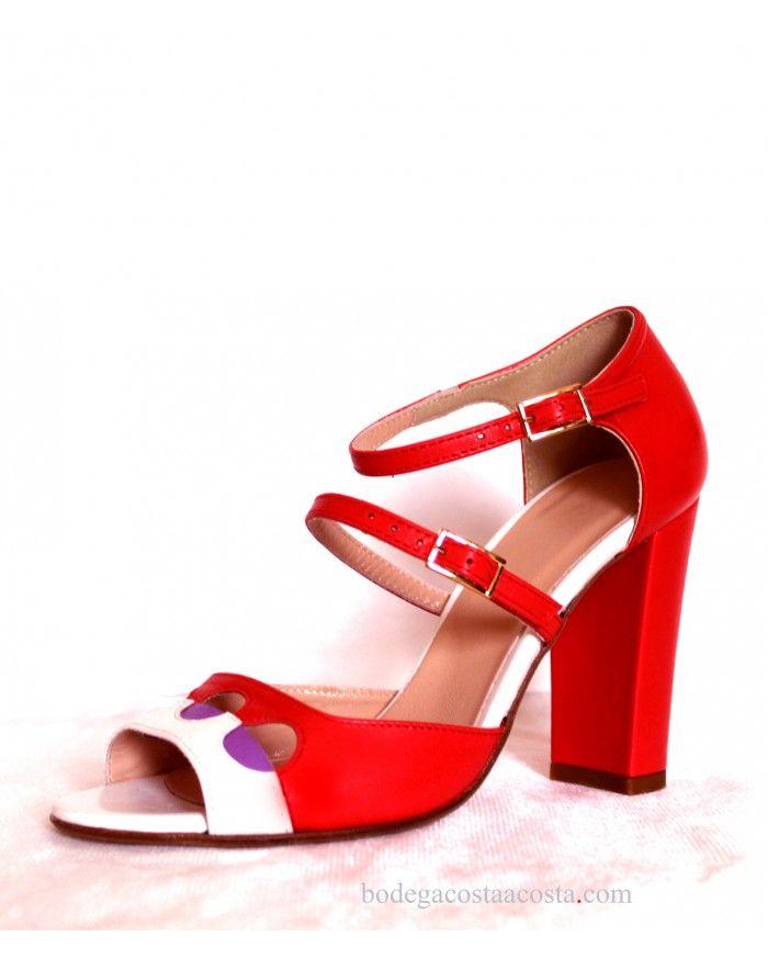 Sandalo Nora - Tacco - Scarpe - Prodotti