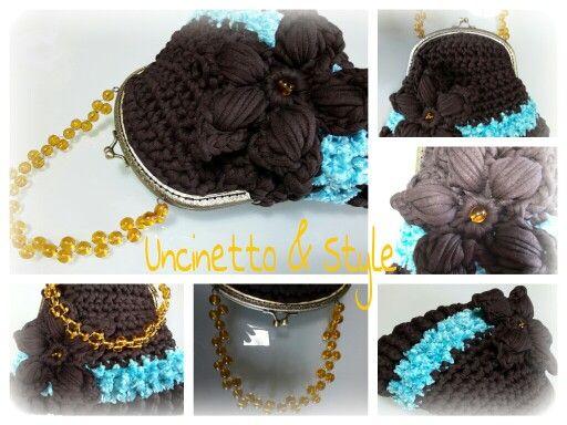 Crochet  bag handmade