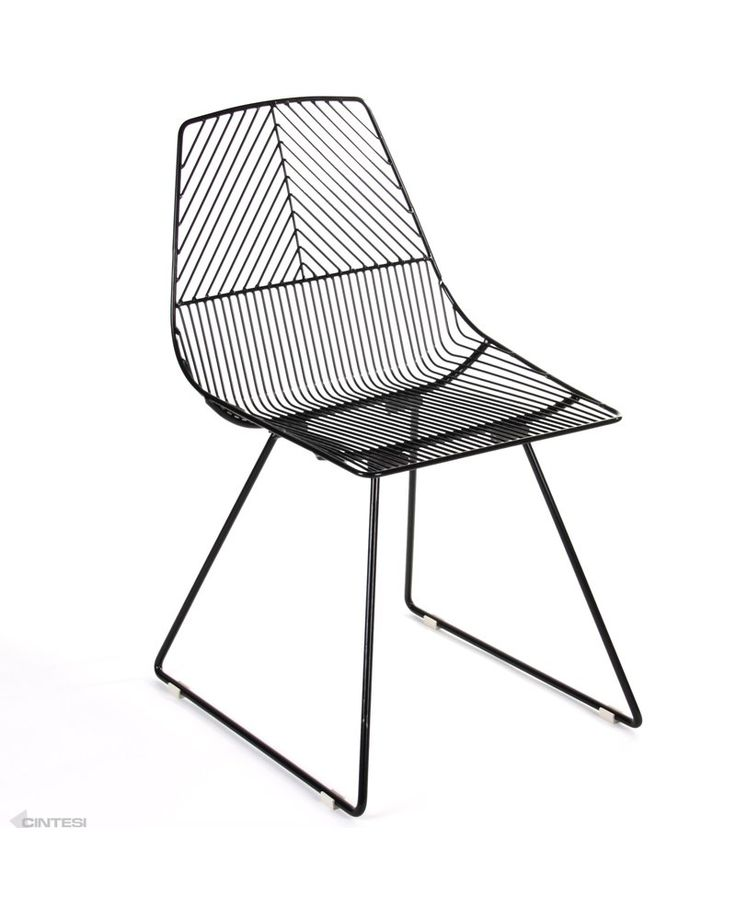 The Johnny Wire chair is a new addition to Cintesi s indoor and outdoor c
