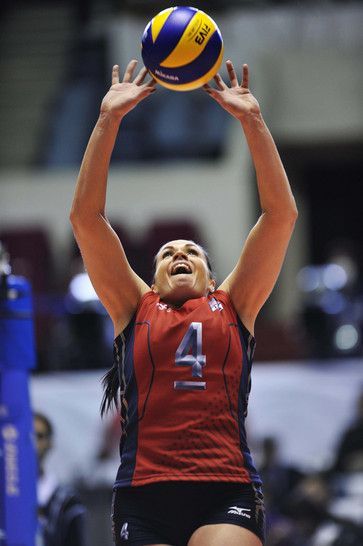 Lindsey Berg - Setter for US Olympic Volleyball Team//love her to death