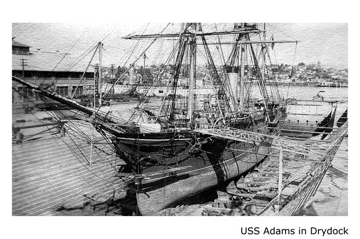 Because of either only models or paintings or rebuilding pictures are all that is available, a link has been provided for all US Navy Sloops of War.  http://en.wikipedia.org/wiki/List_of_sloops_of_war_of_the_United_States_Navy
