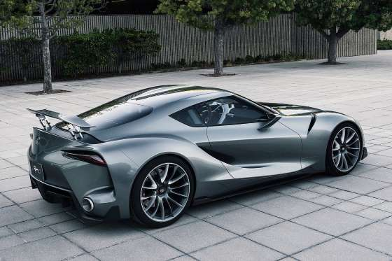 Toyota-FT-1 I want 1