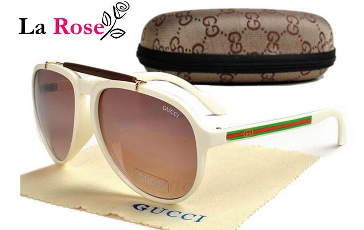 Gafas gucci AA Blancas