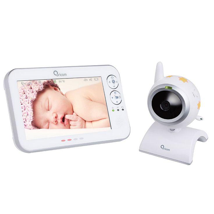 Oricom Premium Secure910 Digital Baby Monitor Babies R Us Australia