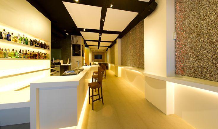 Projects Porcelanosa: Pub – Restaurante Marañón, Vitoria