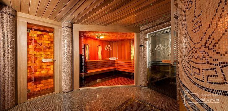 Sauna wellness in Budapest