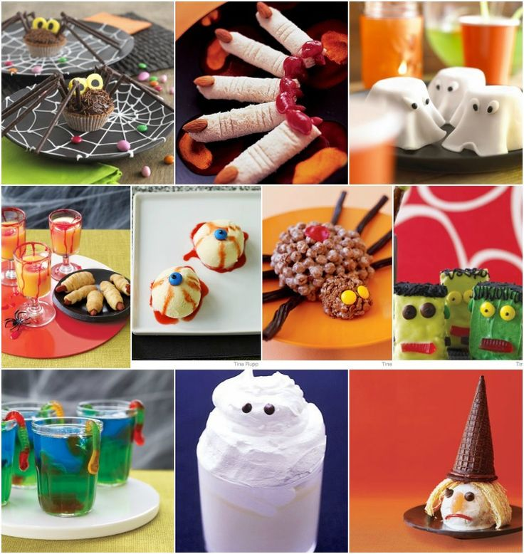 delicious halloween cocktails