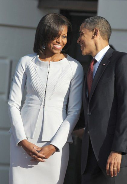 President Obama and First Lady Obama