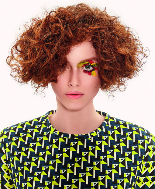 T&G Style Finder Capelli Medi Viso rettangolare