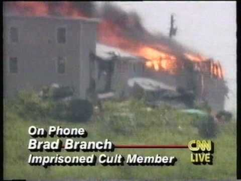 Waco, Texas Cult - 1993
