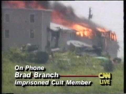 Waco, Texas Cult - 1993