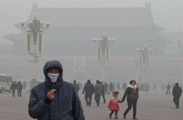 La contaminación en Pekín y alrededores se ha reducido un 38%, según Gobierno