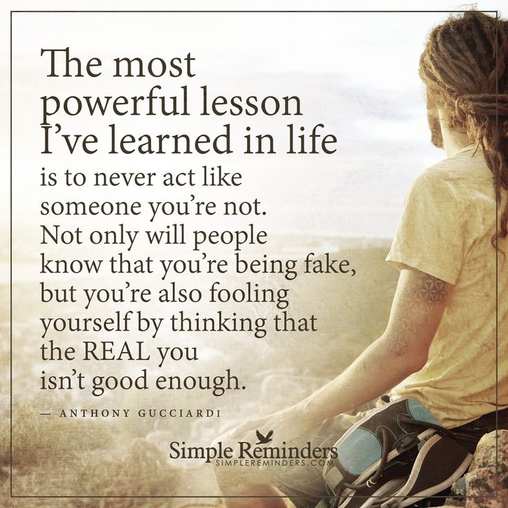 You Are Good Enough The Most Powerful Lesson I've Learned