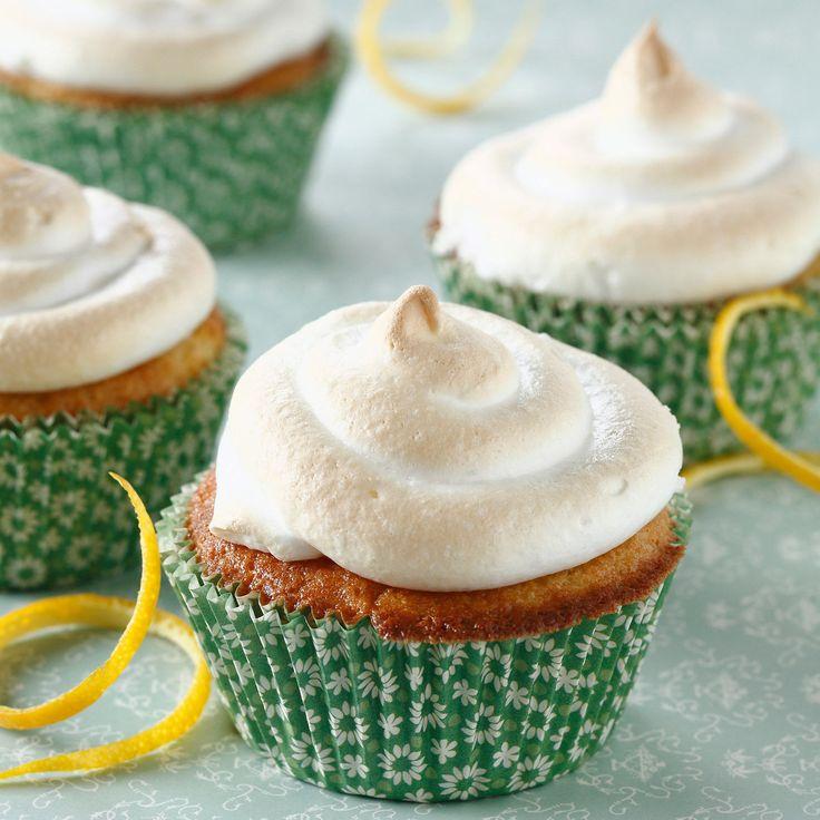 Découvrez la recette du cupcake au citron