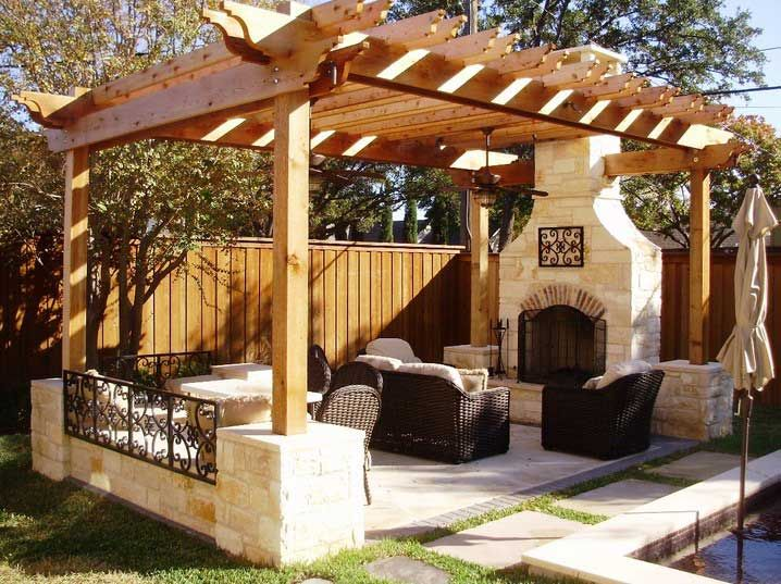 Garden Ideas And Outdoor Living 41 best cool images on pinterest   pergola plans, landscaping