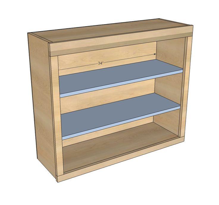 the 4041 best images about diy shelves bookcases. Black Bedroom Furniture Sets. Home Design Ideas