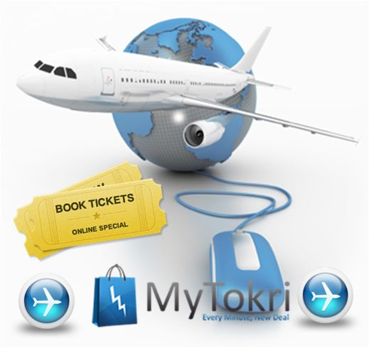Want to go for Airfare Check in time? Yes. This is right time to book your domestic flight. Almost all thought When to book domestic flights. So Mytokri.com brings extra saving flight ticket coupons and offers for Budget Domestic Flight Booking in India. Here you can find today cheap domestic flight ticket coupons for maximum discount on airfare. Enjoy Great Saving on Domestic Flight Booking!!