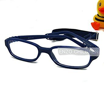 adc00ecd917 EnzoDate Kids Optical Glasses Frame Size 47-16-120 with Cord