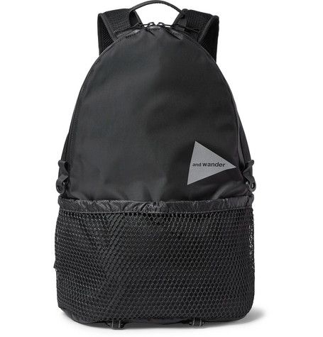 AND WANDER PACKABLE CORDURA BACKPACK. #andwander #bags #