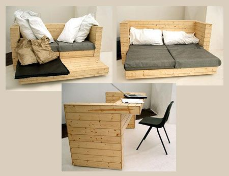 1000 Images About Space Saving And Transforming Furniture