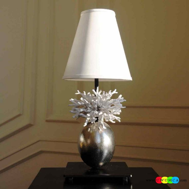 Decoration:Diy Coral Lamp Shade Coral Light Pendant Fixture Color Floor Desk Table Lamps Base Lighting Decor Colored Coral Wall Lamps Design Led Metal Glass Fitting Lampshade Moulding (12) Lovely Coral Lamps Design and Other Lights Color Ideas for Beautiful Home Interior Lighting Decor