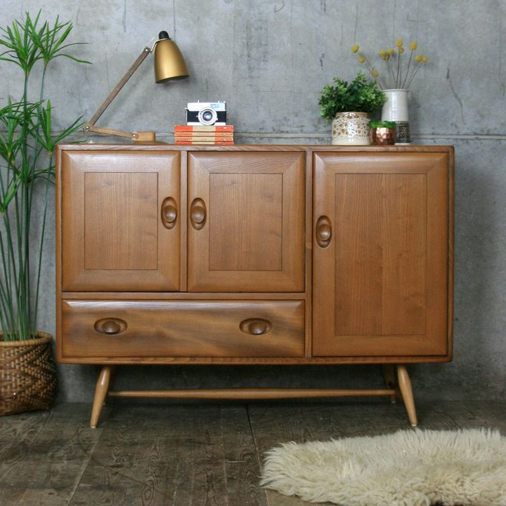 The 25 best ercol sideboard ideas on pinterest mid for Ercol mural cabinets and sideboards