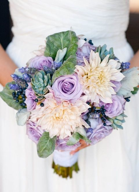 LOVE these... My wedding theme is mint, lavender, and a hint of rose gold or gold.. Can't decide... Can't wait for our sweet Rustic/ vintage wedding.